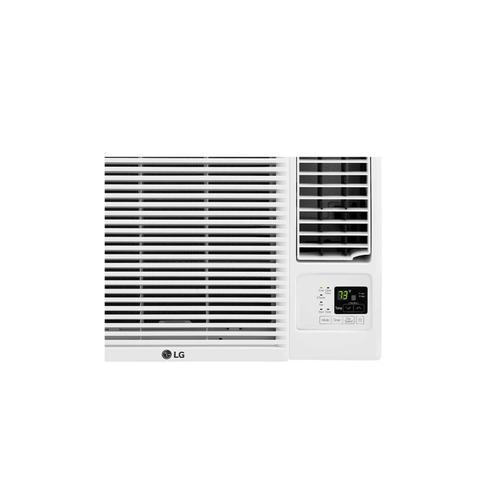 LG - 7,500 BTU Window Air Conditioner, Cooling & Heating