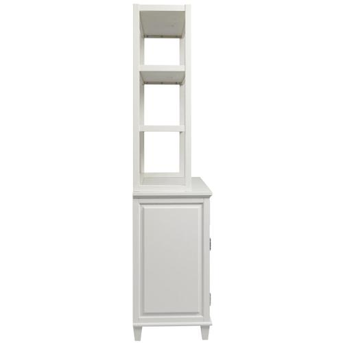 Osborne - Hutch - Winter White Finish