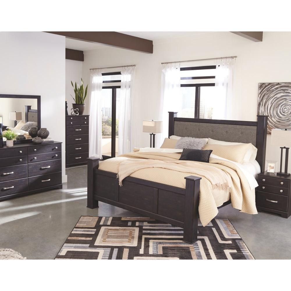 Product Image - Reylow King Poster Bed