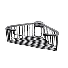 Essentials Detachable Corner Basket, Square Profile, Large, Deep