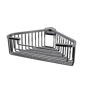 Essentials Detachable Corner Basket, Square Profile, Large, Deep Product Image