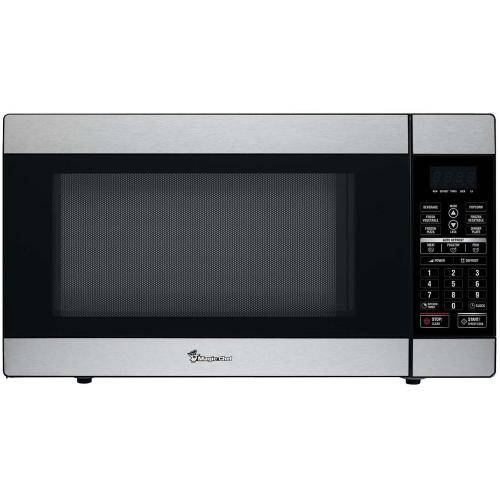 Magic Chef - 1.8 cu. ft. Countertop Microwave Oven
