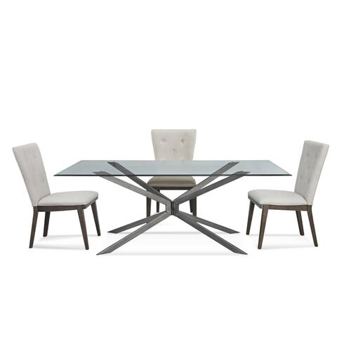 Deen Rect Dining Table