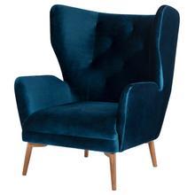 Klara Occasional Chair  Midnight Blue