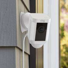 Wall Mount for Spotlight Cam Wired - White