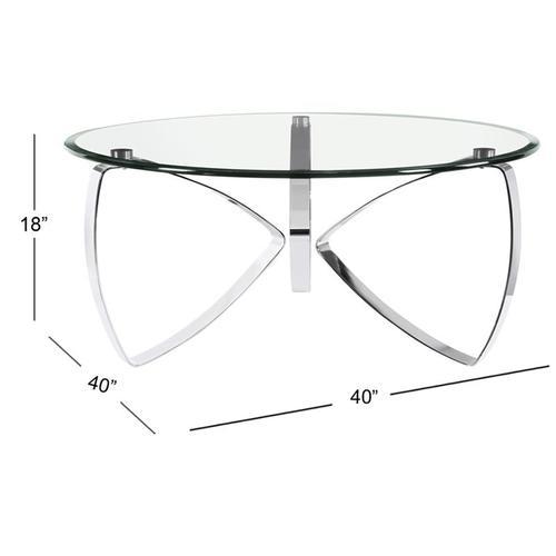 Round Cocktail Table SU