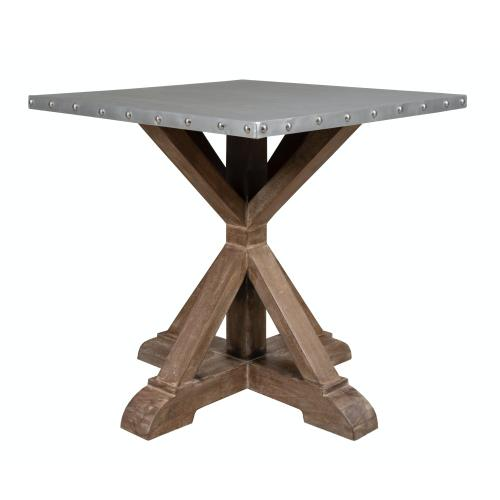 Lamp Table, Available in Natural Only