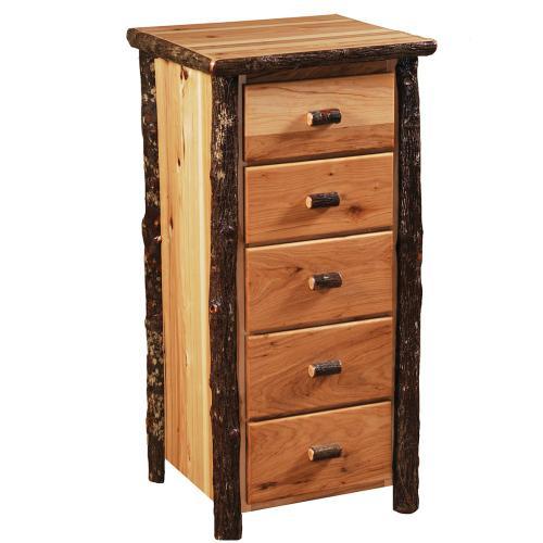 Storage Chest - Natural Hickory - Premium