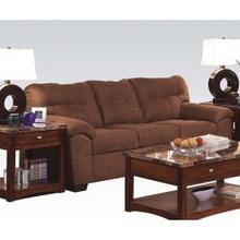 See Details - Simmons Espresso Sofa