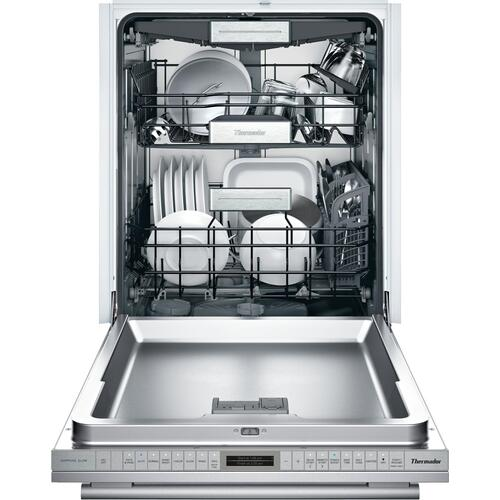 Dishwasher 24'' Masterpiece® Stainless Steel DWHD770WFM
