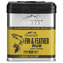 Traeger Fin & Feather Rub