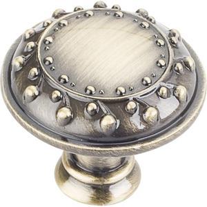 """1-1/4"""" Diameter Nouveau Cabinet Knob. Product Image"""