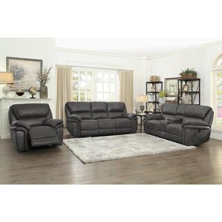 Hadden Reclining Love Seat w/ Center Console