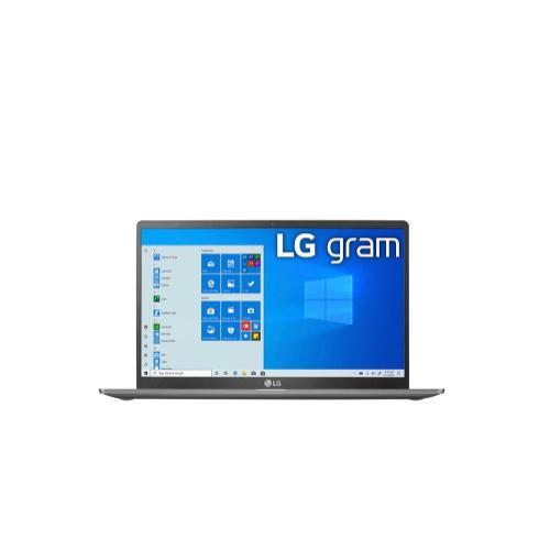 LG - LG gram 14'' Ultra-Lightweight Laptop with 10th Gen Intel® Core™ Processor w/Intel Iris® Plus®