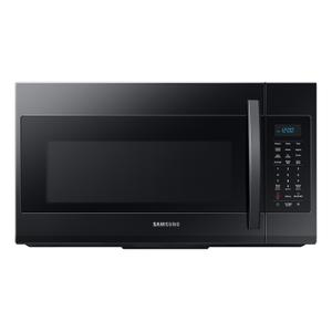Samsung Appliances1.9 cu ft Over The Range Microwave with Sensor Cooking in Black