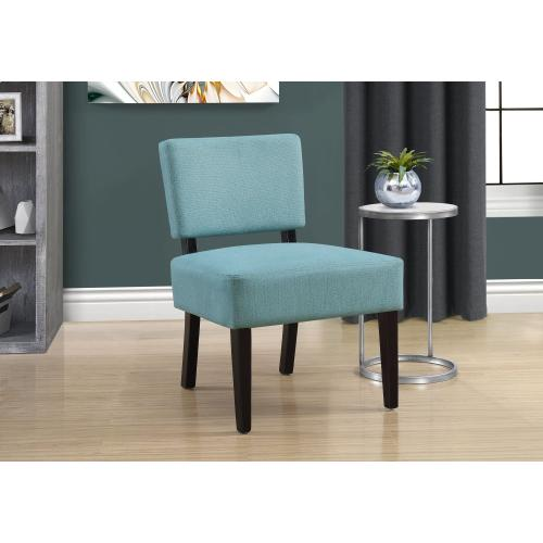 Gallery - ACCENT CHAIR - TEAL FABRIC