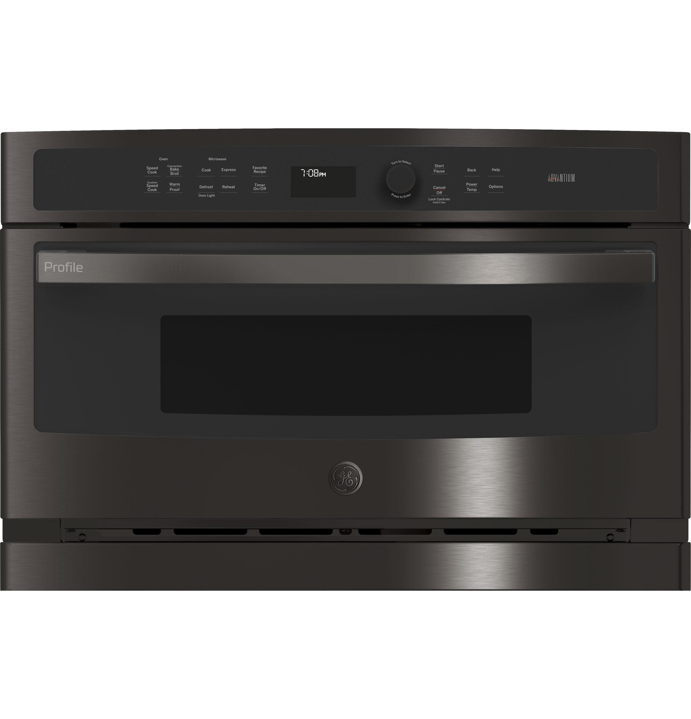 GE Profile30 In. Single Wall Oven With Advantium® Technology