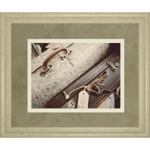 """""""Old Travelers"""" By Gail Peck Framed Print Wall Art"""