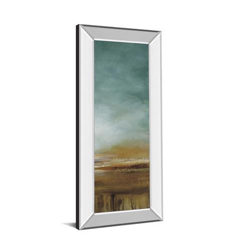 """New Horizons III"" By Tesla Mirror Framed Print Wall Art"
