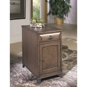 Null Furniture Inc - Chairside Cabinet in Harbor Gray        (5517-22,52925)