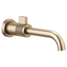 Single-handle Wall Mount Lavatory Faucet