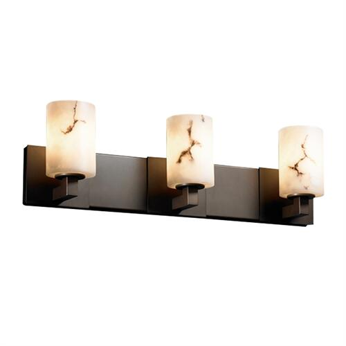 Modular 3-Light Bath Bar