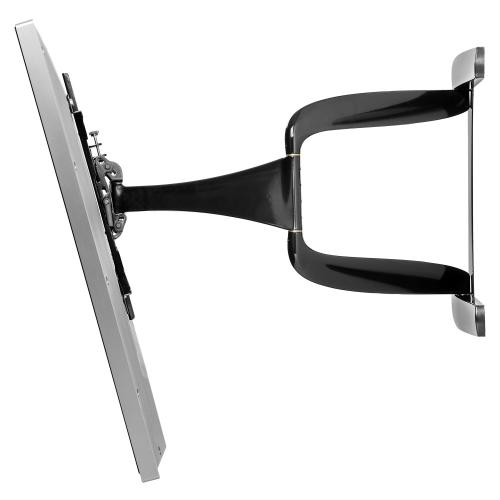 """DesignerSeries Universal Ultra Slim Articulating Wall Mount for 37"""" to 65"""" Ultra-Thin Displays"""