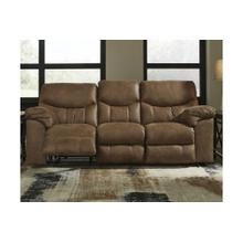 Boxberg Reclining Power Sofa Bark
