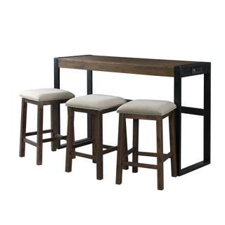 See Details - Caesar Multipurpose Bar Table Set
