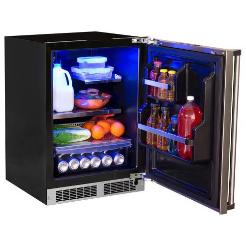 Marvel - 24-In Professional Built-In All Refrigerator