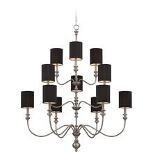 28512-AN - 12 Light Chandelier