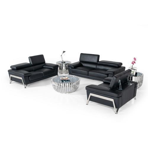 Divani Casa Encore - Modern Leather Sofa Set