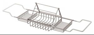 Bathtub Caddy with Reading Rack Product Image