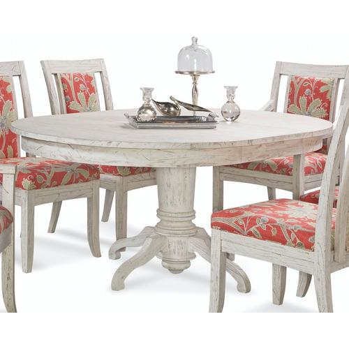 Fairwind Round/Oval Pedestal Dining Table