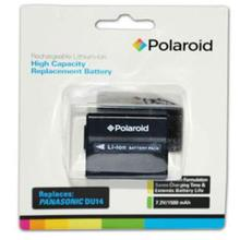 See Details - Polaroid High Capacity Panasonic DU14 Rechargeable Lithium Replacement Battery