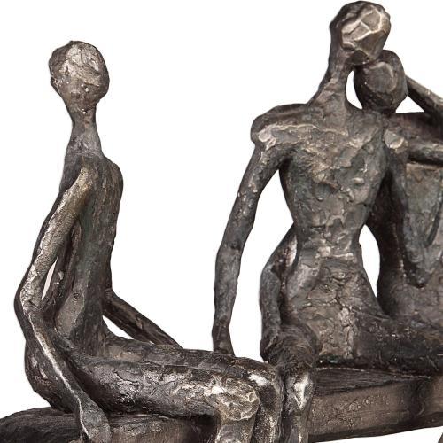 Camaraderie Figurine