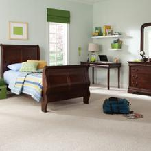 View Product - Twin Sleigh Bed, Dresser & Mirror