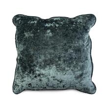 Solid Toss Pillow in Blue