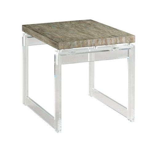 Gallery - ACRYLIC END TABLE