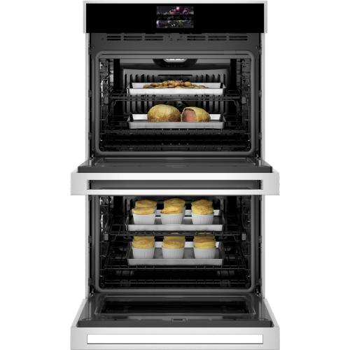 "Monogram 30"" Smart Electric Convection Double Wall Oven Minimalist Collection"