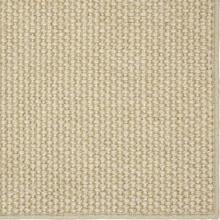See Details - Basketweave Sisal Moonstruck 12'x15' / Leather Border