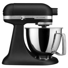 KitchenAid® Artisan® Mini 3.5 Quart Tilt-Head Stand Mixer - Cast Iron Black