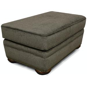 England Furniture6M07N Knox Ottoman with Nails