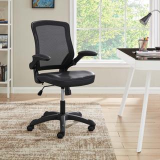 Veer Vinyl Office Chair in Black