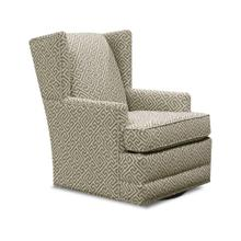 470-69N Reynolds Swivel Chair with Nails