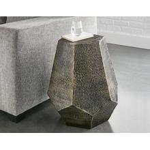 Donato Hexagonal End Table