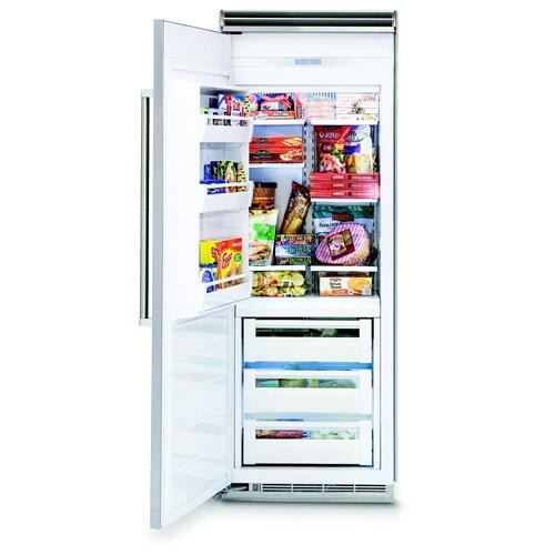 "36"" Custom Panel All Freezer - FDFB5363 Custom Panel"