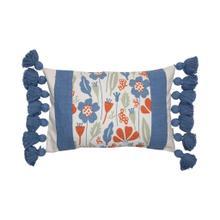 14x22 Hand Woven Calla Pillow