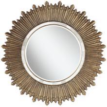 French Sunburst Mirror - Large