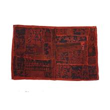 India Old Tapestry Pillow Case